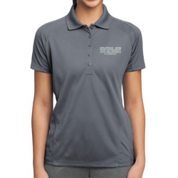 A-CO Mom Dri-Mesh Polo